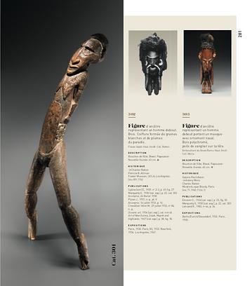 Galerie Pigalle: Afrique, Océanie. 1930. Une exposition mythique. p. 281