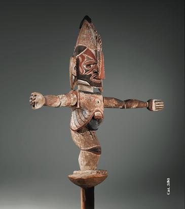 Galerie Pigalle: Afrique, Océanie. 1930. Une exposition mythique. p. 166