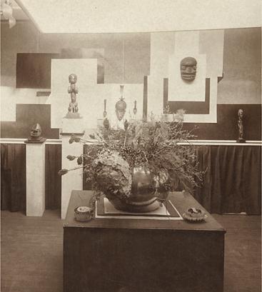 Galerie Pigalle: Afrique, Océanie. 1930. Une exposition mythique. p. 31