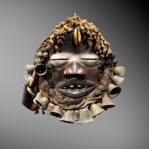 Masque Wé, Côte d'Ivoire