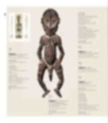Galerie Pigalle: Afrique, Océanie. 1930. Une exposition mythique. p. 280