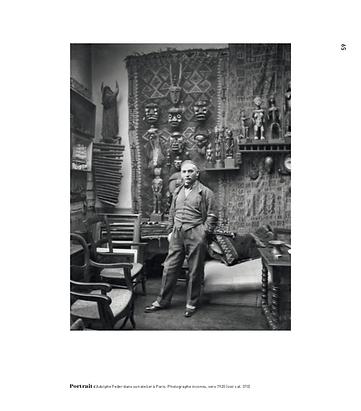 Galerie Pigalle: Afrique, Océanie. 1930. Une exposition mythique. p. 59