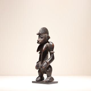 Statuette Senoufo Côte d'Ivoire H:  Bois Plus d'informations sur demande / More information on request
