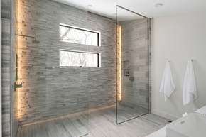 Peninsula Point - Master Bath Shower