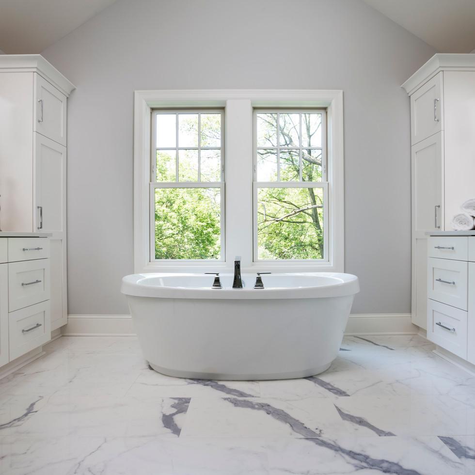 LaSalle Avenue - Master Bath