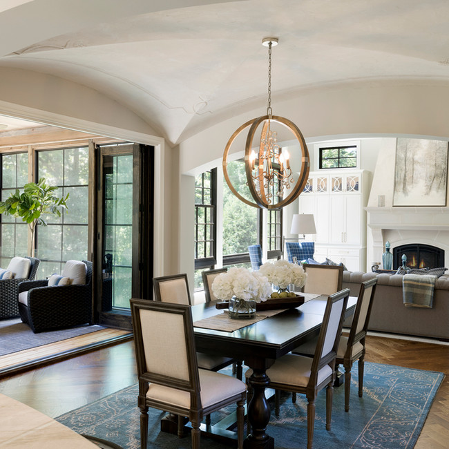 Lochloy Drive - Dining & Great Room