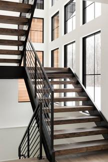 Peninsula Point - Staircase