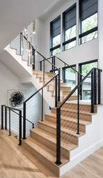 Spruce Road Staircase