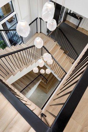 Staircase from Top