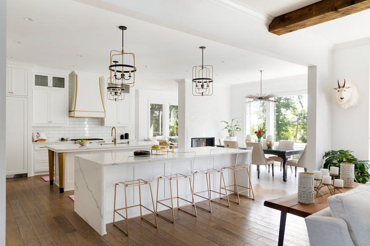 Amberwood Lane - Kitchen