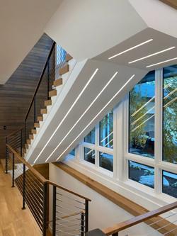 Sunfish Lane - Grand Staircase