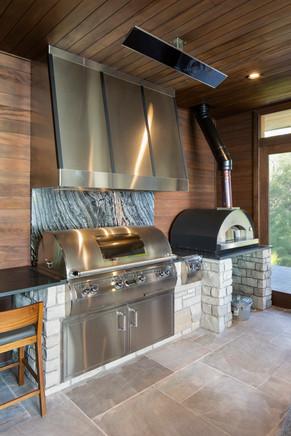 Bohns Point Outdoor Kitchen