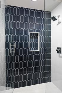Owner's Suite Shower