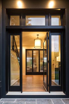 Modern Transitional - Front door