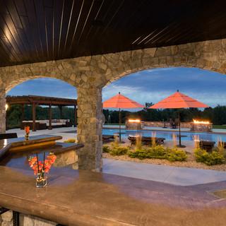 Spring Lake Estate - Tiki Bar