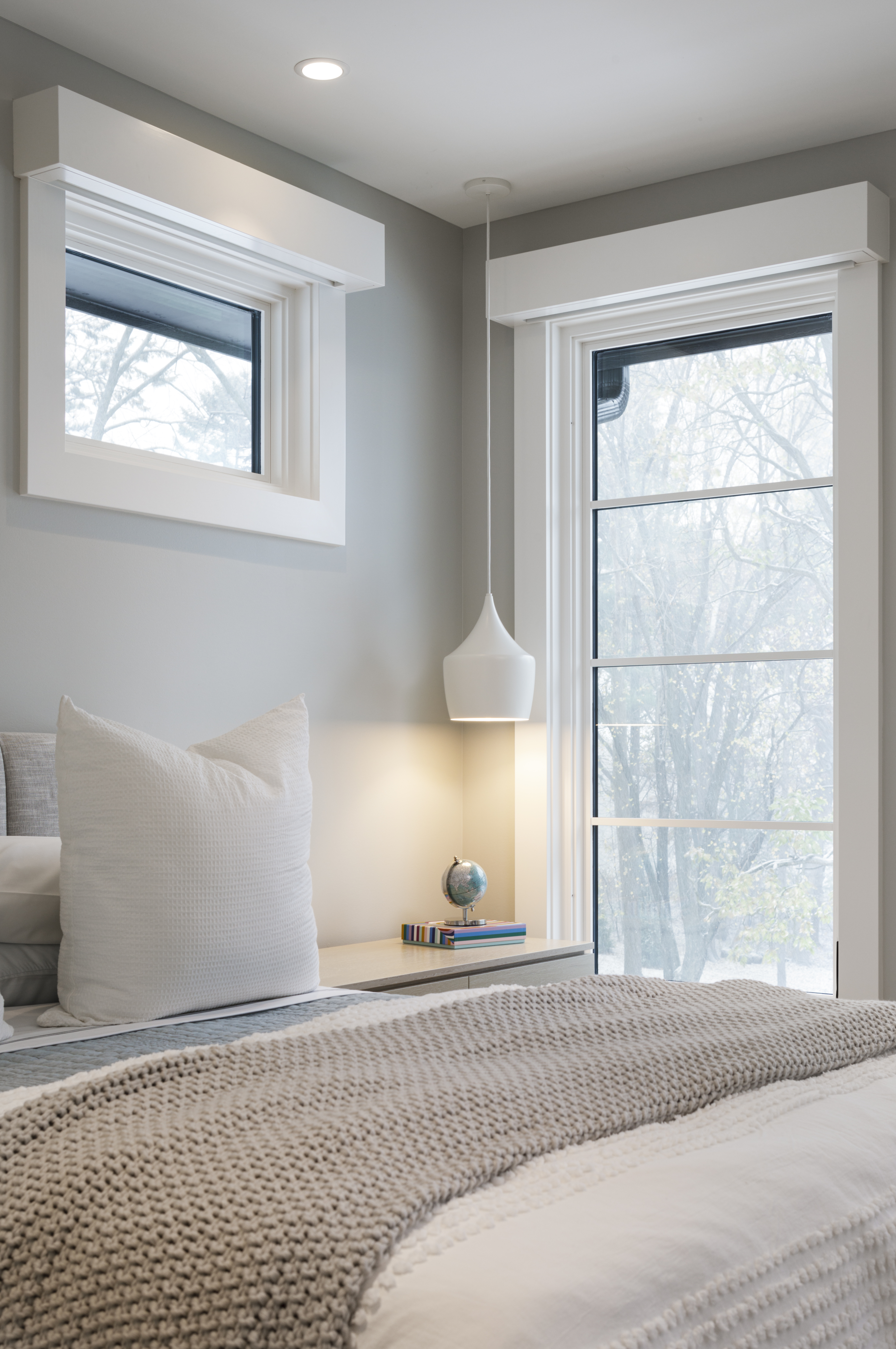 Sunfish Lane Transom Bedroom Window