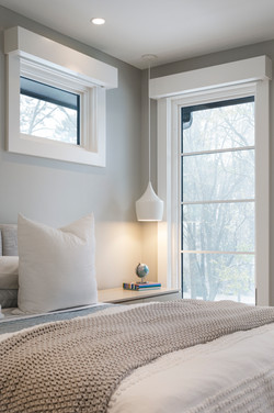 Sunfish Lane Transom Bedroom Window