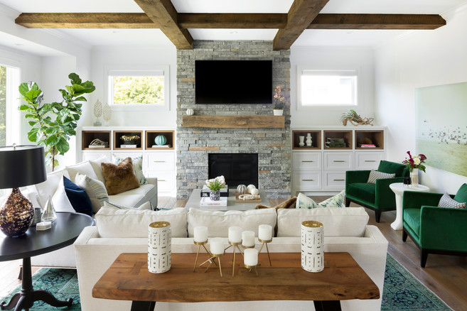 Amberwood Lane - Great Room