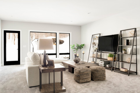 Austrian Pine - Family Room
