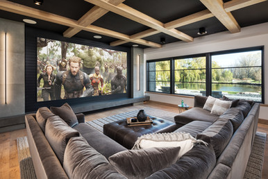 Windswept Trail - Family Room