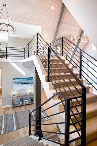 Lake Madison Staircase