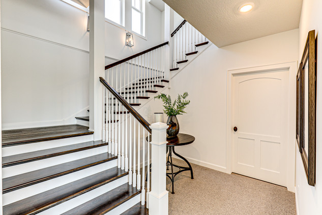 Statement Staircase