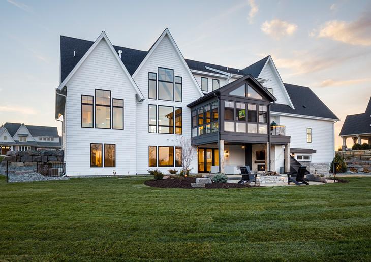 Wilde Lake Estates - Back Exterior