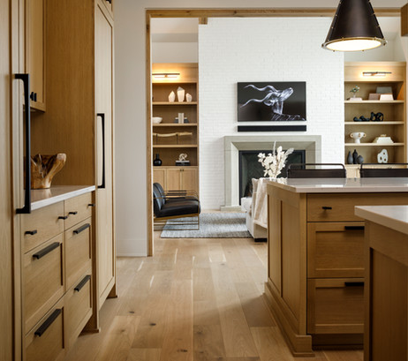 Greatroom from Kitchen