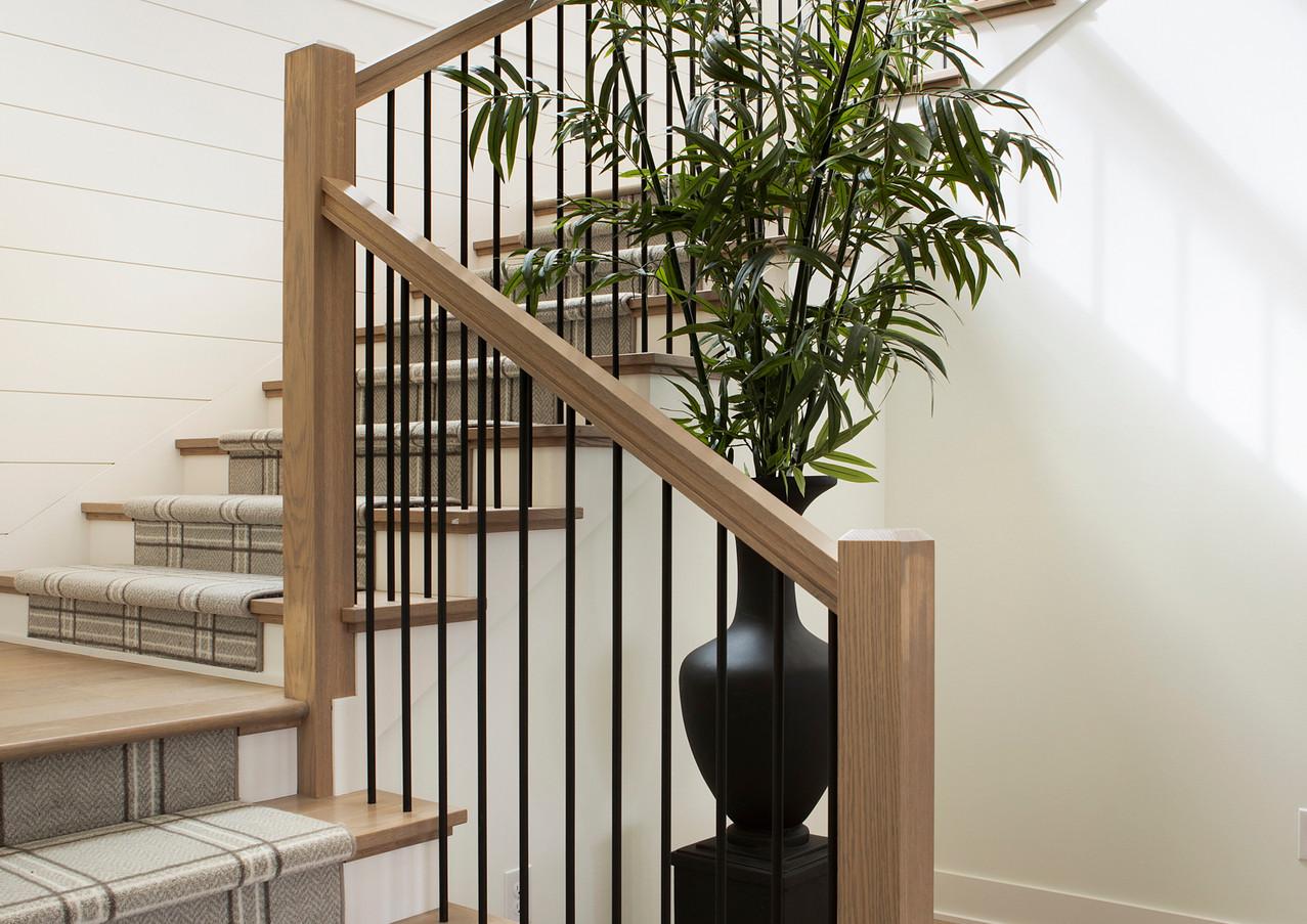Wilde Lake Estates Staircase