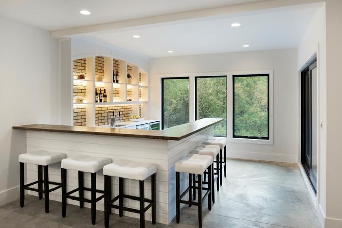 Beard Avenue Home Bar
