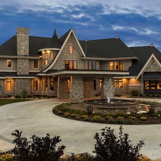 Spring Lake Estate - Front Exterior