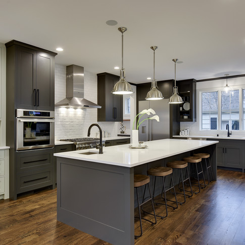 Alden Avenue - Kitchen