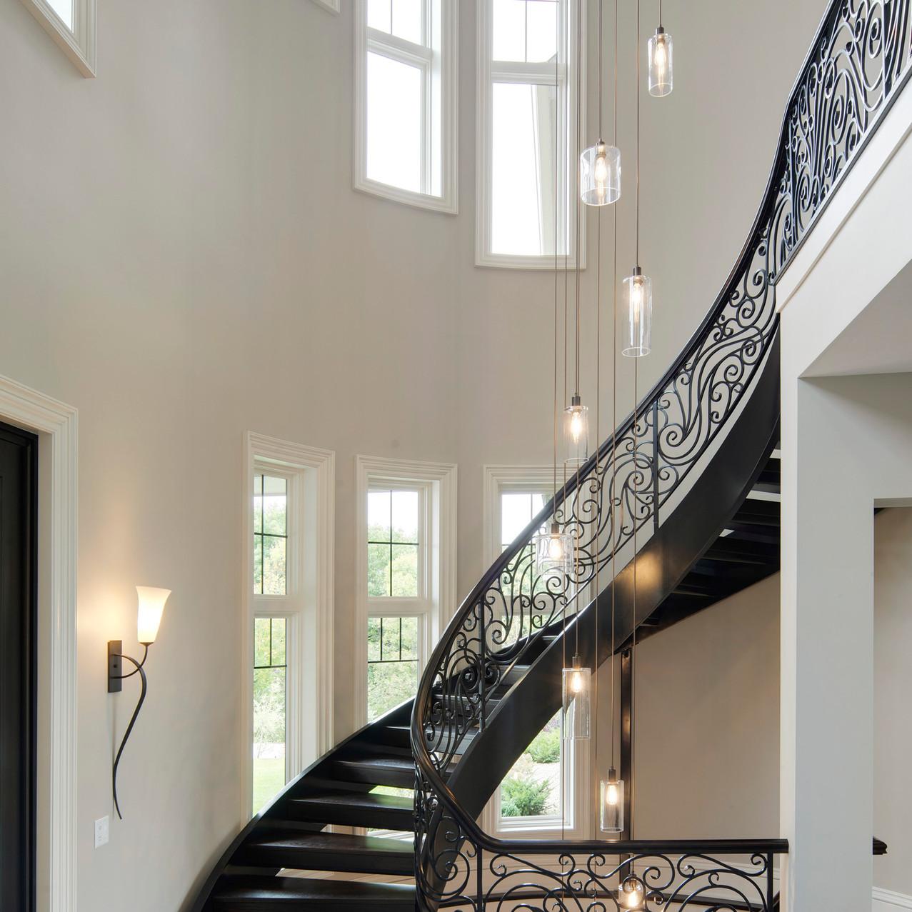 Spring Lake Estate - Grand Staircase