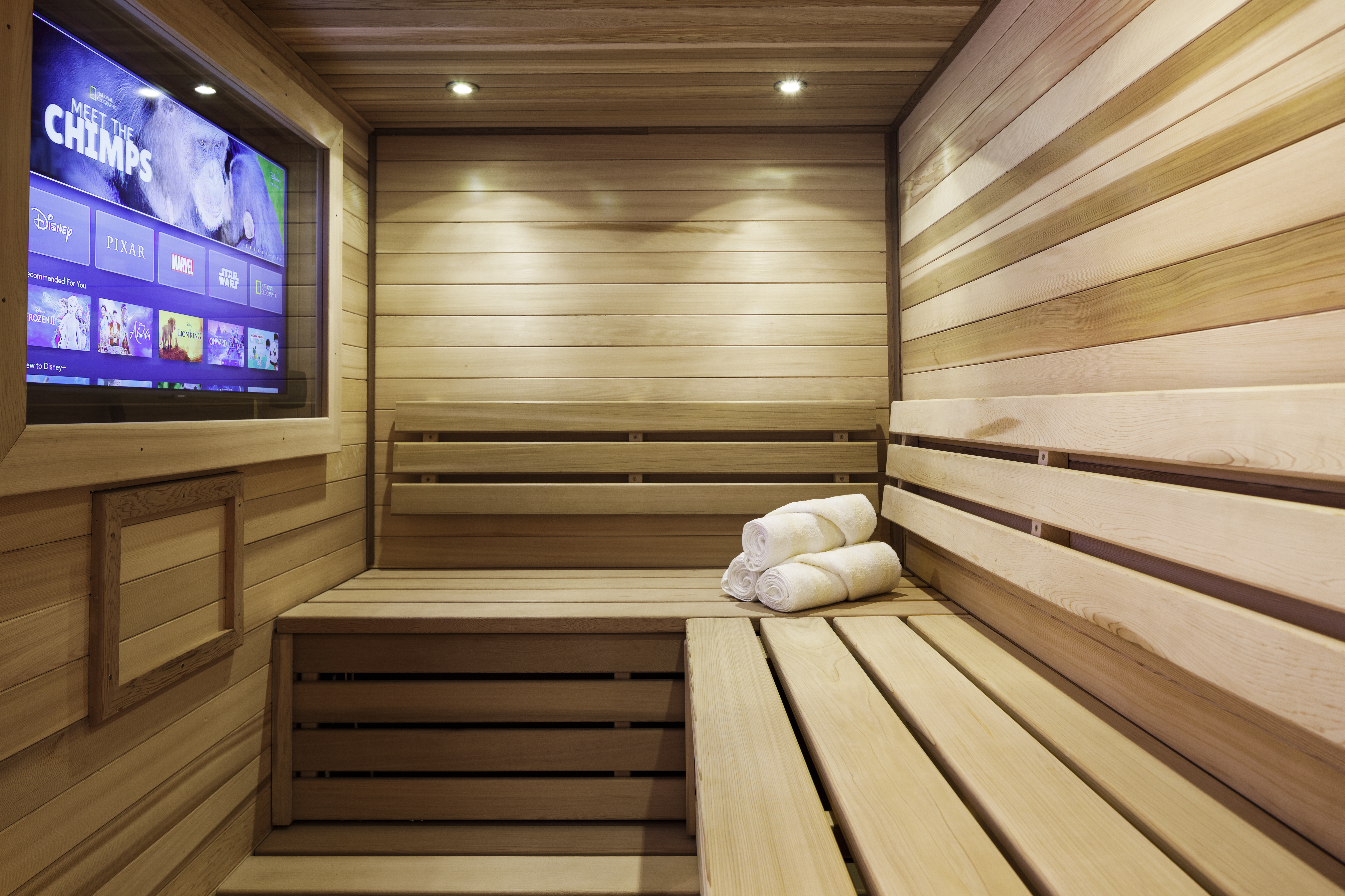 Sunfish Lane Sauna