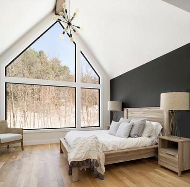 Austrian Pine - Master Bedroom
