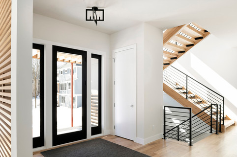 Austrian Pine - Foyer