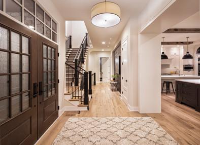 Double Door Foyer