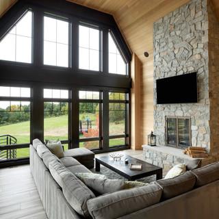Spring Lake Estate - Screen Porch