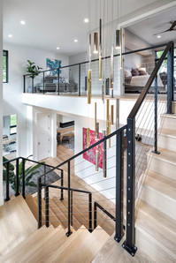 Staircase & Loft