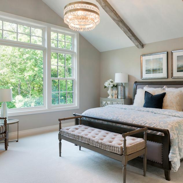 Lochloy Drive - Master Bedroom