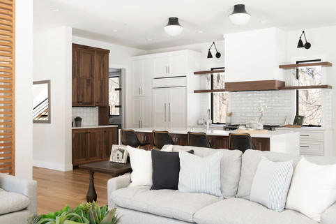 Austrian Pine - Great Room