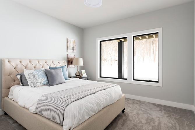 Austrian Pine - Bedroom