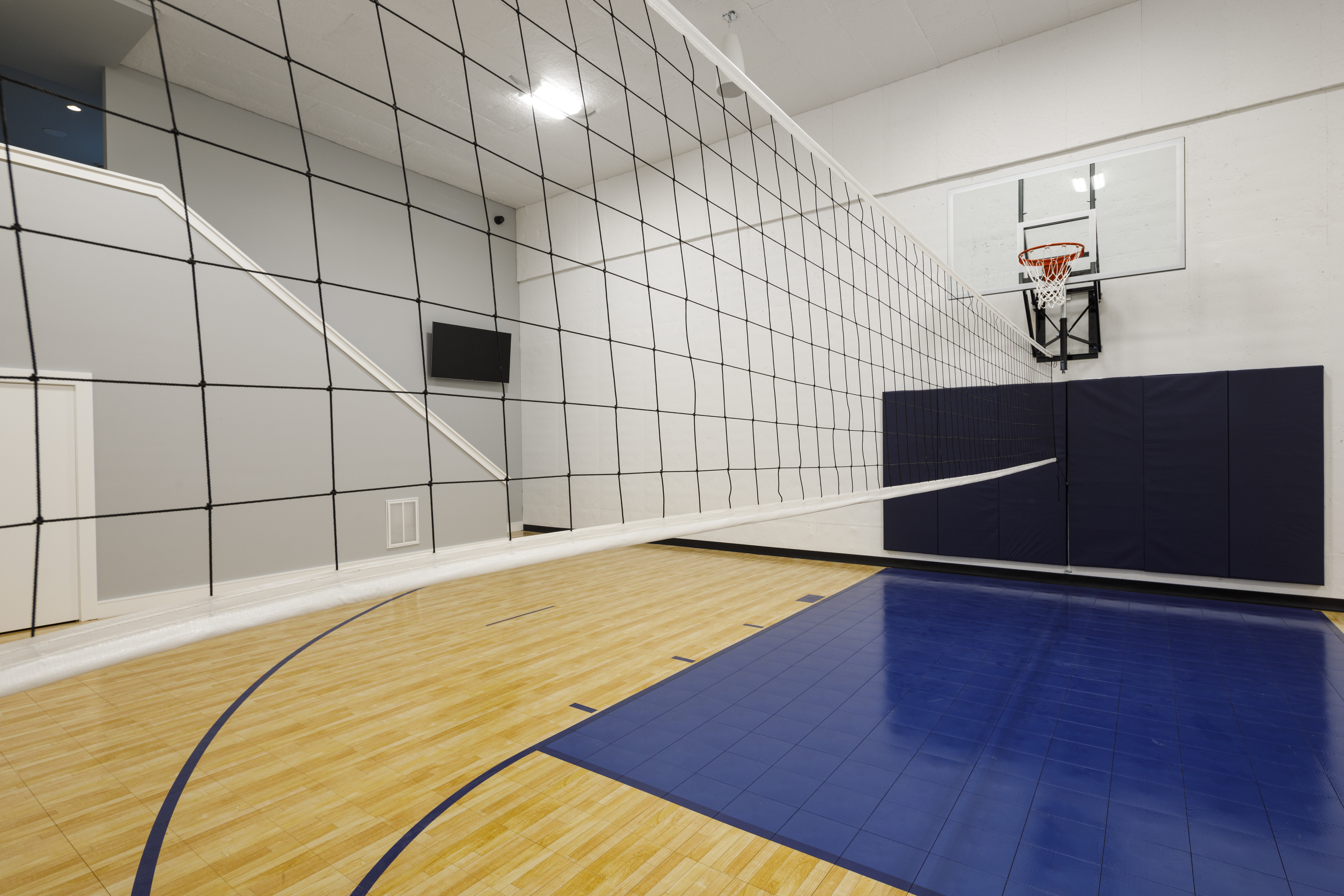 Sunfish Lane Sport Court