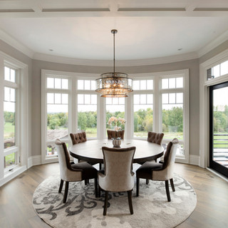 Spring Lake Estate - Dining Room