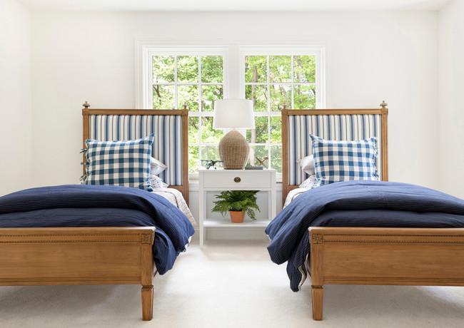 North Oaks Twins' Bedroom