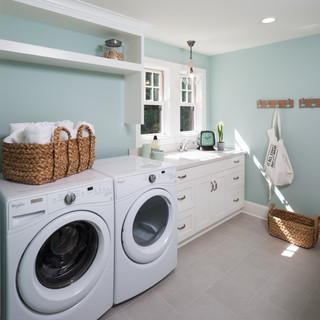 LaSalle Avenue - Laundry Room