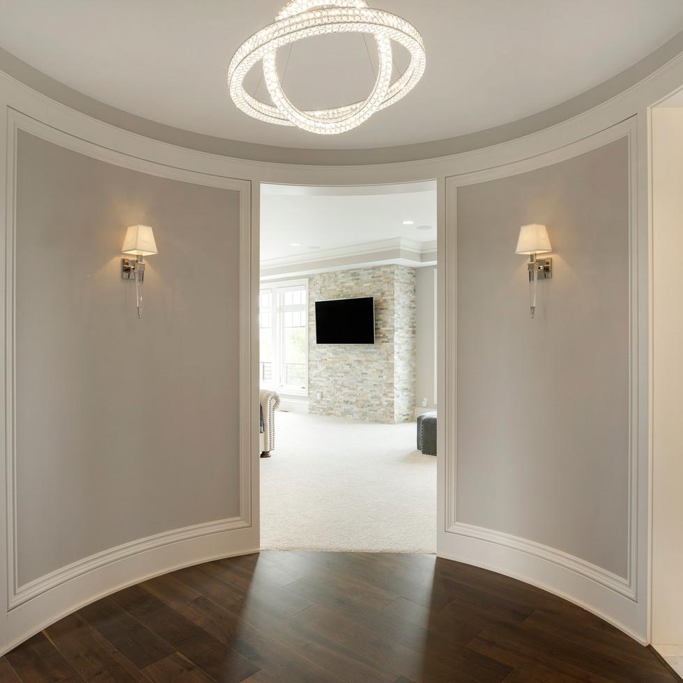 Spring Lake Estate - Master Bedroom Vestibule