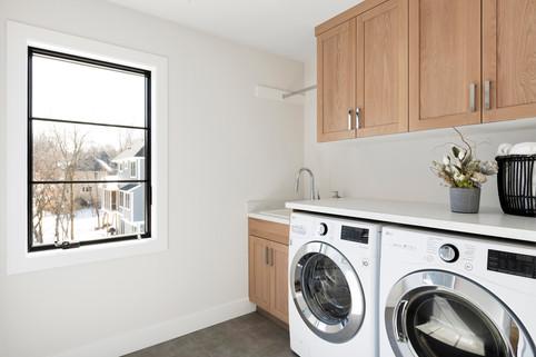 Austrian Pine - Laundry Room