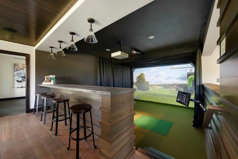 Royal Club Rambler Golf Simulator