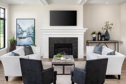 Woodlane Alcove Artisan Family Room